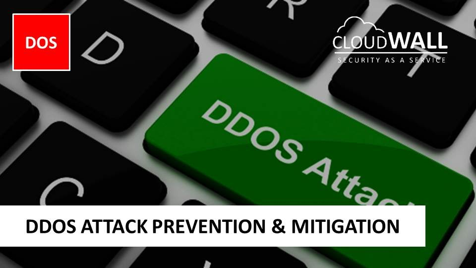 CloudWALL DOS | Denial of Service Prevention