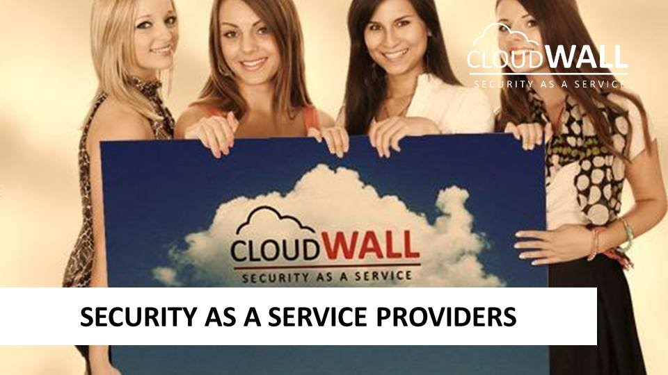 Security as a Service Provider