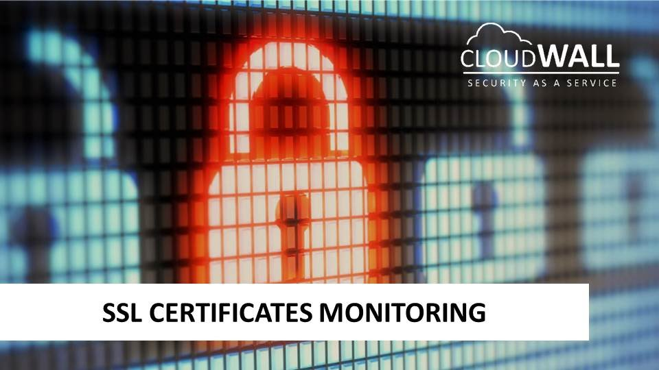 SSL Certificate Monitoring