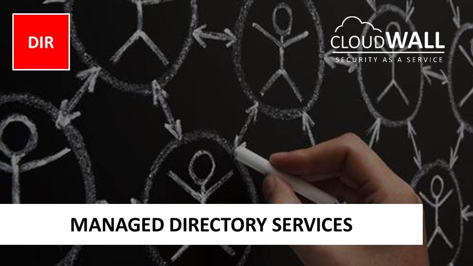 CloudWALL DIR | Directory Services