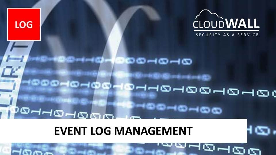 CloudWALL LOG | Event Log Management