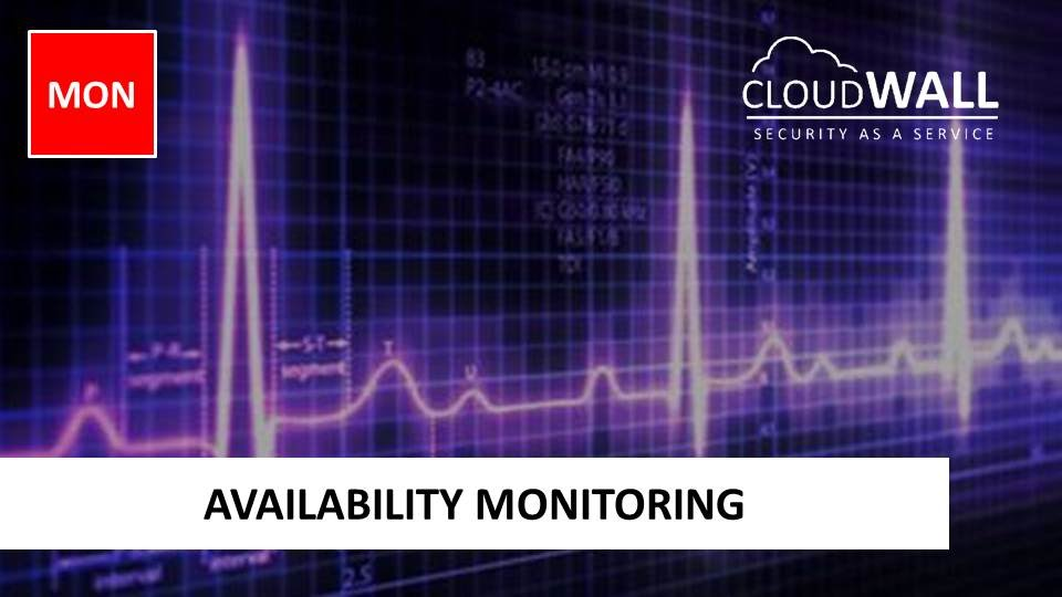 CloudWALL MON | Availability Monitoring