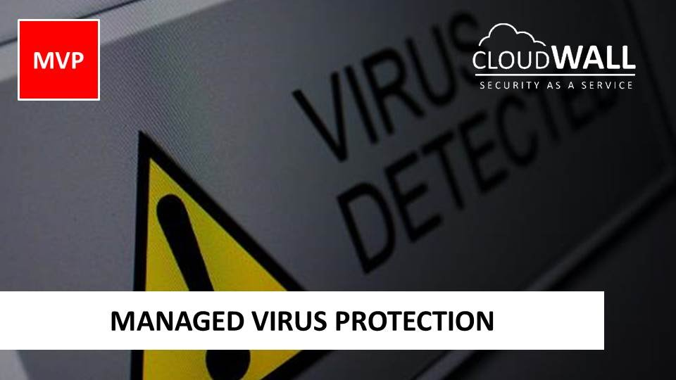 CloudWALL MVP | Managed Virus Protection