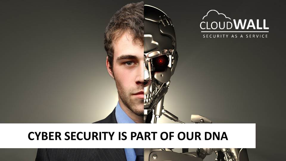 Cyber Security is part of our DNA