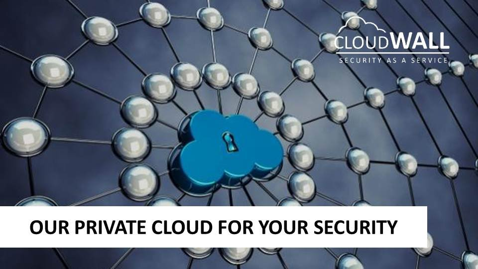 Our Private Cloud for your security